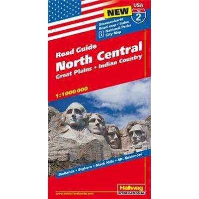 Road Guide North Central (Övrigt format, 2012)
