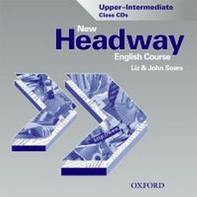New Headway: Upper-Intermediate: Class Audio CDs (2) (Ljudbok CD, 2001)