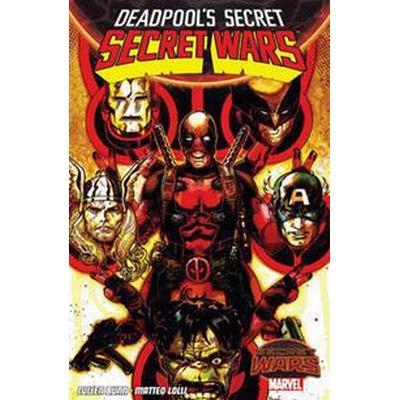 Deadpool's Secret Secret Wars (Häftad, 2016)