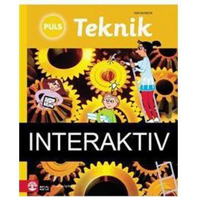 PULS Teknik 4-6 Grundbok Interaktiv tredje upplagan (Övrigt format, 2014)