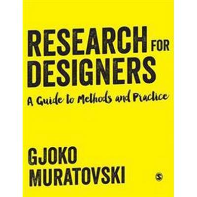 Research for Designers (Inbunden, 2016)