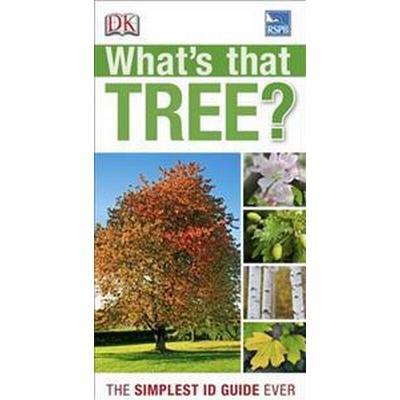 RSPB What's That Tree? (Häftad, 2013)