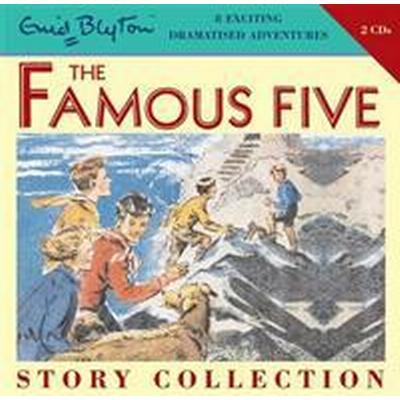 The Famous Five Short Story Collection (Ljudbok CD, 2007)
