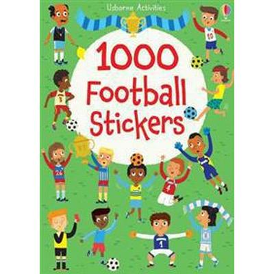 1000 Football Stickers (Häftad, 2015)