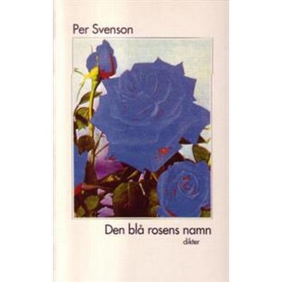 Den blå rosens namn (Häftad, 1993)