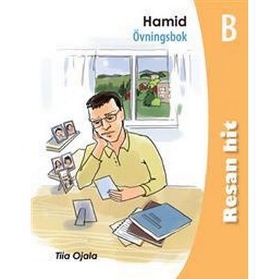 Resan hit - Hamid Övningsbok B (5-pack) (Häftad, 2014)