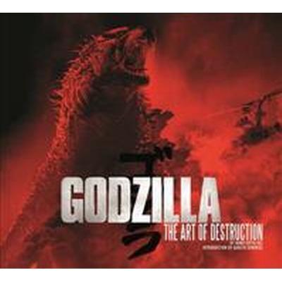 Godzilla - The Art of Destruction (Inbunden, 2014)