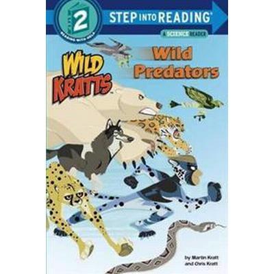 Wild Predators (Häftad, 2015)