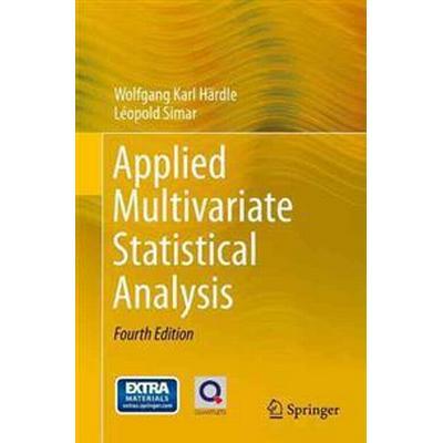 Applied Multivariate Statistical Analysis (Häftad, 2015)
