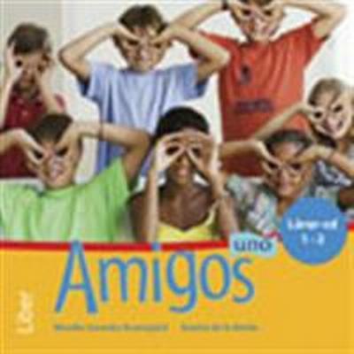 Amigos uno Lärar-cd 1-2 (Övrigt format, 2012)