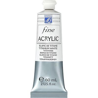 Lefranc & Bourgeois Fine Acrylic Titanium White 60ml