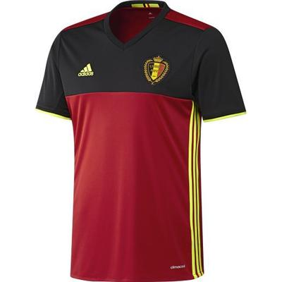 Adidas Belgium Home Jersey 16/17 Sr