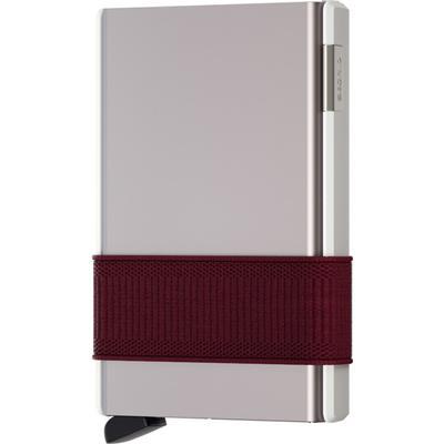 Secrid Card Slide - White Bordeaux