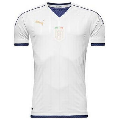 Puma Italy Tribute Away Jersey 16/17. Youth