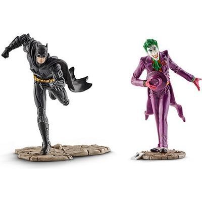 Schleich Batman vs The Joker Scenery Pack 22510