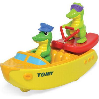 Tomy Ski Boat Croc