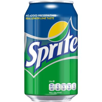 Coca-Cola Sprite Lemon Lime Soda