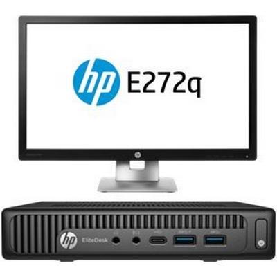 HP EliteDesk 800 65W G2 (BX3J16EA01) LED27