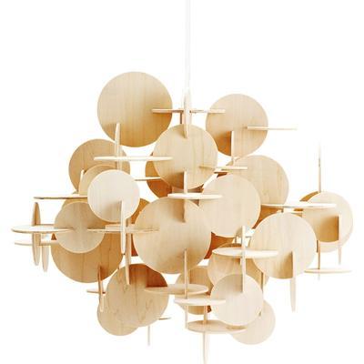 Normann Copenhagen Bau Large Pendent Lamp Taklampa