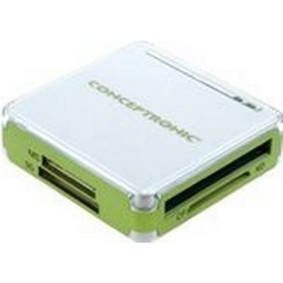 Conceptronic CCOMBOGR 3-Port USB 2.0 Extern