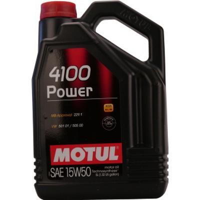 Motul 4100 Power 15W-50 Motorolie