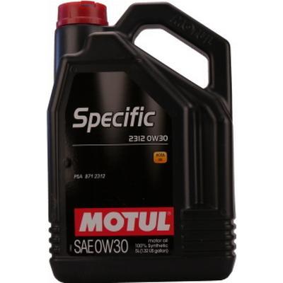 Motul Specific 2312 0W-30 Motorolie