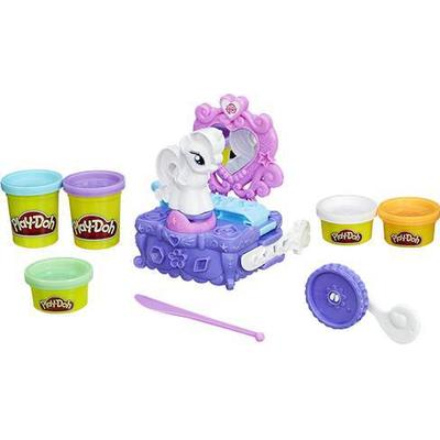 Play-Doh My Little Pony Rarity Style & Spin Set