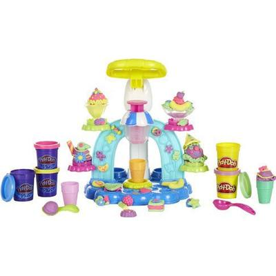 Play-Doh Sweet Shoppe Swirl n Scoop Ice Cream
