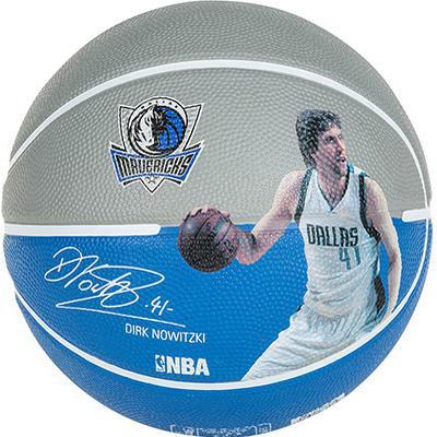 Spalding Player Dirk Nowitzki