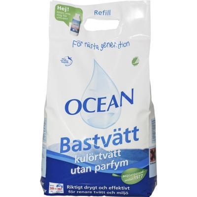 Ocean Bastvätt Refill Oparfymerat 6.2kg