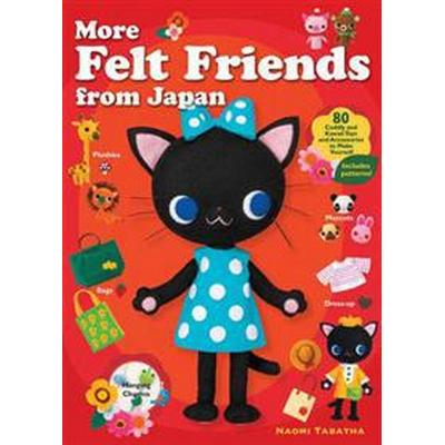 More Felt Friends from Japan (Pocket, 2014)