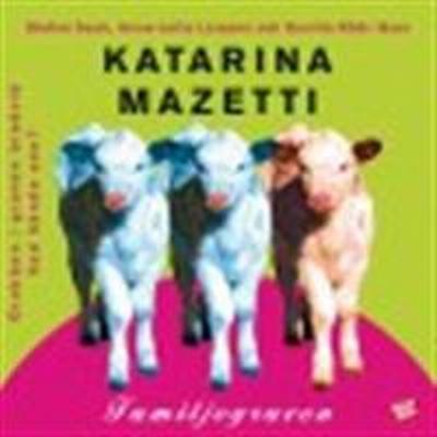Familjegraven (Ljudbok nedladdning, 2008)