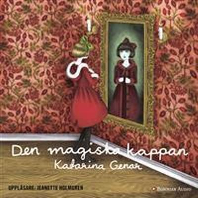 Den magiska kappan (Ljudbok nedladdning, 2016)