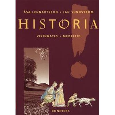 Historia Grundbok 4 (Häftad, 1994)