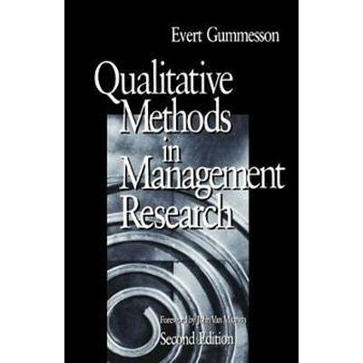 Qualitative Methods in Management Research (Pocket, 1999)