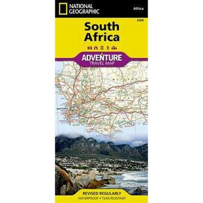 South Africa (Karta, Falsad., 2011)