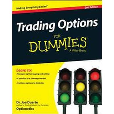 Trading Options for Dummies (Häftad, 2015)