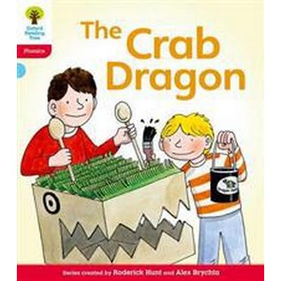 Oxford Reading Tree: Level 4: Floppy's Phonics Fiction: The Crab Dragon (Häftad, 2011)