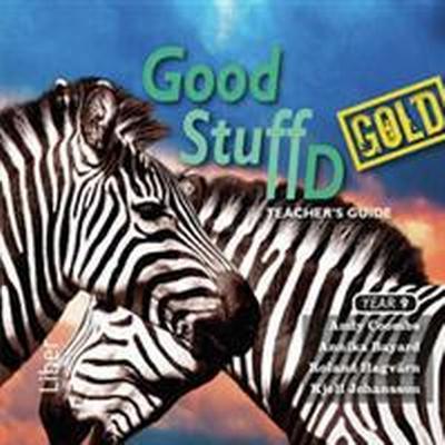 Good Stuff Gold D Teacher's Guide cd (Ljudbok CD, 2014)