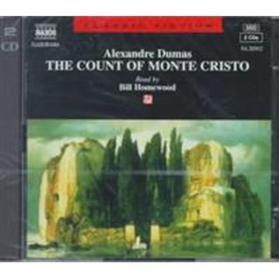 The Count of Monte Cristo (Ljudbok CD, 1995)