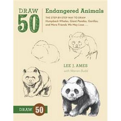 Draw 50 Endangered Animals (Pocket, 2013)
