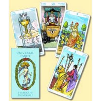 Universal Tarot Miniature Cards (Häftad, 2003)