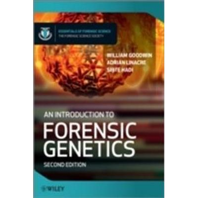 An Introduction to Forensic Genetics (Inbunden, 2010)
