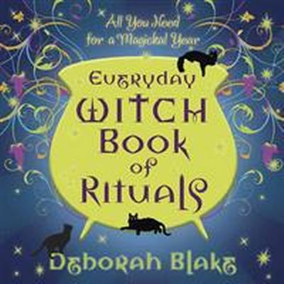 Everyday Witch Book of Rituals (Häftad, 2012)