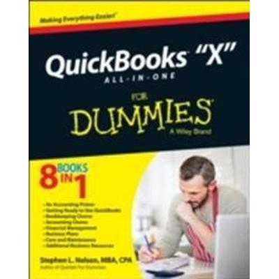 Quickbooks 2014 All-in-One for Dummies (Pocket, 2013)