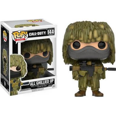 Funko Pop! Games Call of Duty All Ghillied Up
