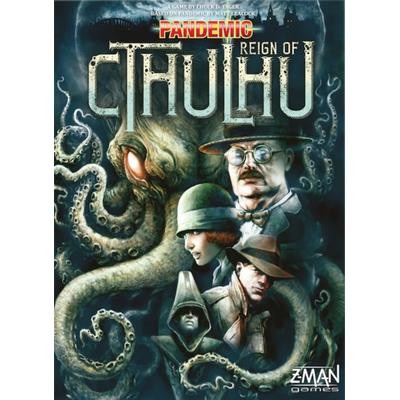 Pandemic: Reign of Cthulhu (Engelska)