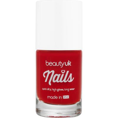 BeautyUK #11 Post Box Red 9ml