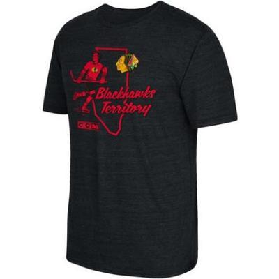 CCM Chicago Blackhawks Territorial T-Shirt
