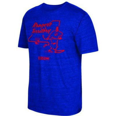 CCM New York Rangers Territorial T-Shirt